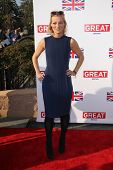 Lucy Walker at GREAT Global Initiative Honors British Nominees Of The 84th Annual Academy Awards, Br