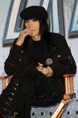 Mick Mars at the KISS & Motley Crue Press Conference, Roosevelt Hotel, Hollywood, CA 03-20-12