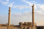 old city Persepolis, Iran