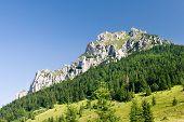 Stony peak
