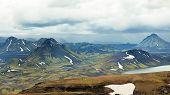 Mountain Vista, Landmannalaugar Trail, Laugavegurinn, Iceland