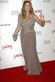 Rita Wilson  at LACMA presents