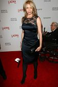 Rosanna Arquette  at LACMA presents