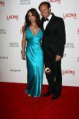 Roma Downey, Mark Burnett  at LACMA presents
