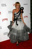Nicole Richie  at LACMA presents