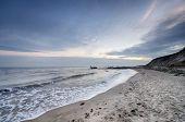 Hengistbury Head Beach