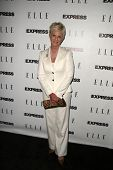 Cindy McCain at the ELLE and Express