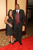 Sherri Shepherd and Lamar Sally  at the 2010 BraveHeart Awards, Hyatt Regency Century Plaza Hotel, Century City, CA.  10-09-10