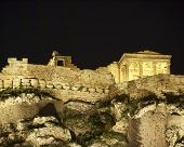 Acropolis of Athens Erechtheion temple