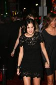 Tallulah Willis  at the