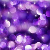 Постер, плакат: Фиолетовый праздник огней