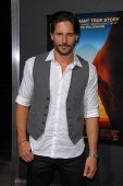 Joe Manganiello at the