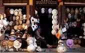 Hat Shop, Hoi An, Vietnam