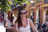 Tourist Visit Hoian