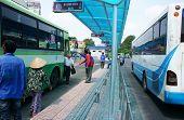 Vietnam Bus Stop