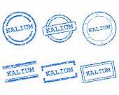 Kalium Stamps