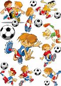 Soccer Super Cartoons