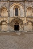 Beatiful Romanesque Facade