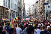 5. Trans Pride March In Istanbul