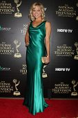 LOS ANGELES - JUN 22:  TIffany Coyne at the 2014 Daytime Emmy Awards Arrivals at the Beverly Hilton