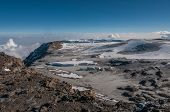 The Western Breach, Kilimanjaro