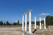 Asclepeion at Kos island, Greece