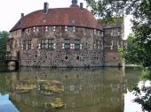 Burg Vischering Luedinghausen (Castle Vischering, Germany)
