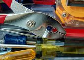Wrench And Screwdrivers