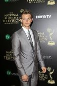 BEVERLY HILLS - JUN 22: Chad Duell at The 41st Annual Daytime Emmy Awards Press Room at The Beverly