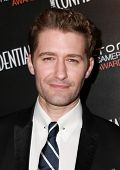 LOS ANGELES - NOV 9:  Matthew Morrison at the Hamilton Behind The Camera Awards at the Wilshire Ebell Theater on November 9, 2014 in Los Angeles, CA