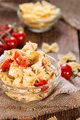 Pasta Salad (with Farfalle)