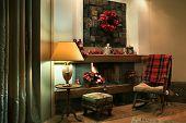 Christmas Home Interior