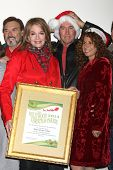 LOS ANGELES - NOV 30:  Days of Our Lives Cast, Deidre Hall, Drake Hogestyn at the 2014 Hollywood Christmas Parade at the Hollywood Boulevard on November 30, 2014 in Los Angeles, CA