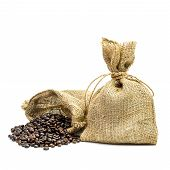 Coffee Bean And Packaging
