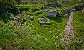 Ruins Of Troy In Turkey