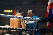 Muay Thai Champion Petchmonkong Petchfocus