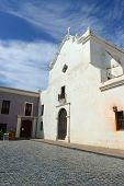 stock photo of san juan puerto rico  - San Jose Church - JPG
