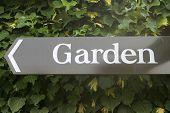 Para el jardín