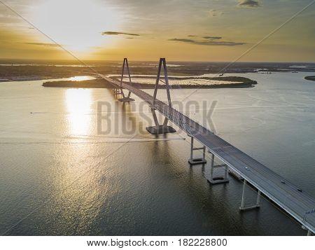 The Arthur Ravenel Jr Bridge