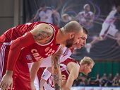 Pero Antic And Primoz Brezec