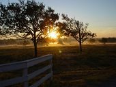 Sieben Eagles Ranch Sunrise 1