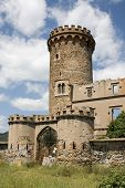Salvana Tower In Catalonia