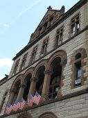 Albany City Hall In Albany, New York