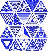 Triangular Designs