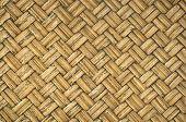 Thai-style Bamboo Wooden Texture