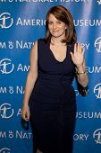 NEW YORK - NOV 10: Tina Fey attends the American Museum of Natural History's  2011 Gala on November