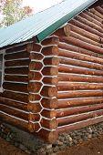 Log Cabin Chinking