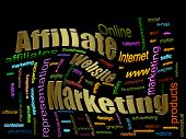 Affiliate Marketing Related Text