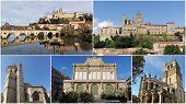 Beziers Monuments
