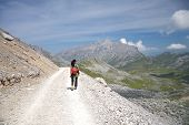 Trekking Mountains In Cantabria